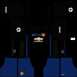 Manchester United Fantasy Away Kit