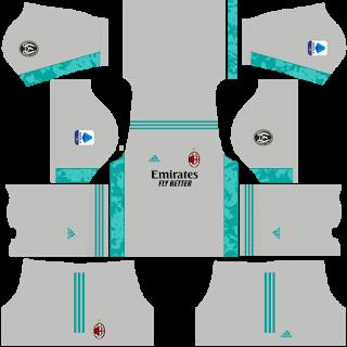 AC Milan Fantasy Goalkeeper Away Kit