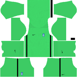 Greece World Cup Qualifiers 2022 Goalkeeper Home Kit