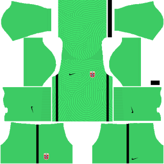 Norway World Cup Qualifiers 2022 Goalkeeper Home Kit