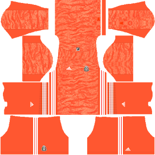 Mexico World Cup Qualifiers 2022 Goalkeeper Home Kit