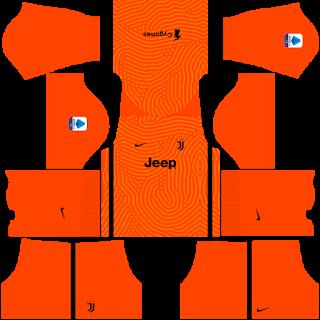 Juventus Fantasy Goalkeeper Third Kit
