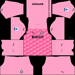 Inter Milan Fantasy Goalkeeper Third Kit