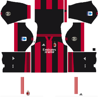 AC Milan DLS Fantasy Kit