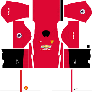Manchester United DLS Fantasy Kit
