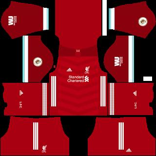 Liverpool DLS Fantasy Kit