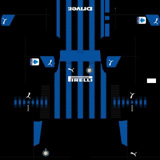 Inter Milan DLS Fantasy Kit