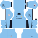 Manchester City DLS Fantasy Kit