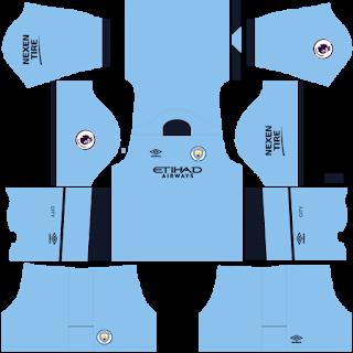 Manchester City DLS Fantasy Kit