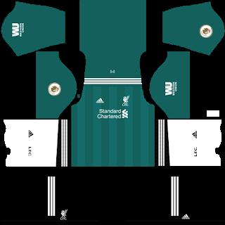 Liverpool Fantasy Third Kit