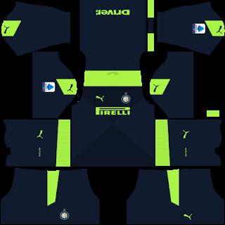 Inter Milan Fantasy Third Kit