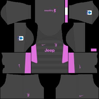 Juventus Fantasy Third Kit