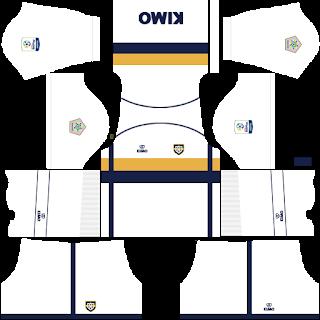 Boca Juniors de Cali Away Kit