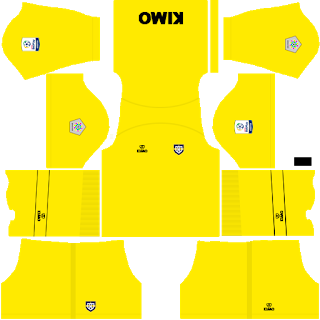 Boca Juniors de Cali Goalkeeper Away Kit
