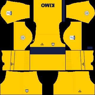 Boca Juniors de Cali Third Kit