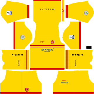 Bogotá FC DLS Kits 2021
