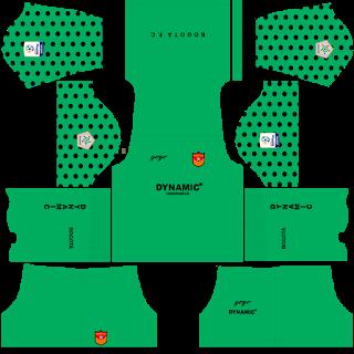 Bogotá FC Goalkeeper Away Kit