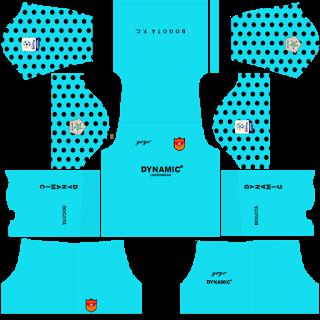 Bogotá FC Goalkeeper Home Kit