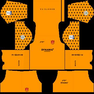 Bogotá FC Goalkeeper Third Kit