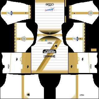 Llaneros FC DLS Kits 2021