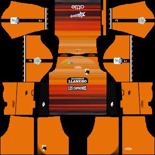 Llaneros FC Third Kit