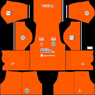 Real Santander Away Kit