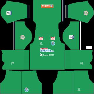 Real Santander Goalkeeper Home Kit
