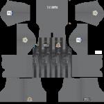 Tigres FC DLS Kits 2021