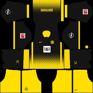 Borussia Dortmund Fantasy Away Kit