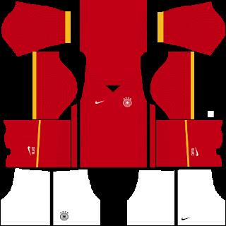 Germany FantasyAway Kit