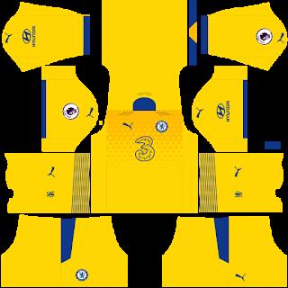 Chelsea Fantasy Away Kit