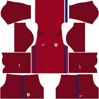 Uruguay Fantasy GoalkeeperAway Kit