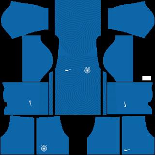 Germany Fantasy Goalkeeper Home Kit
