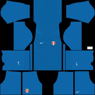 Peru Fantasy Goalkeeper Third Kit