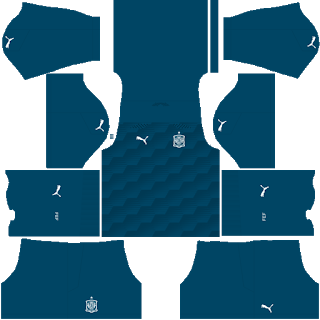 Spain Fantasy Goalkeeper Third Kit
