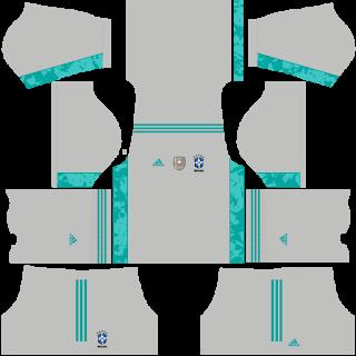Brazil FantasyGoalkeeper Third Kit