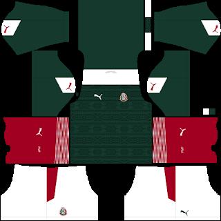Mexico DLS Fantasy Kit