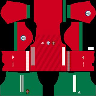 Portugal DLS Fantasy Kit