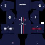 Paris Saint-Germain DLS Fantasy Kit