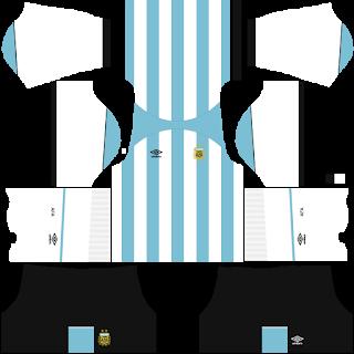 Argentina DLS Fantasy Kit