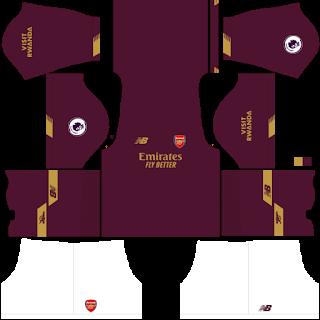 Arsenal Fantasy Third Kit