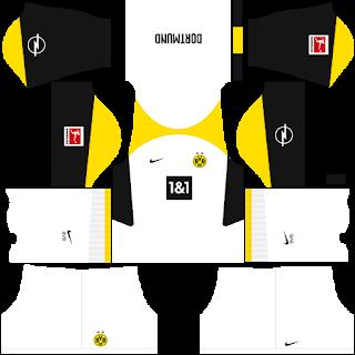Borussia Dortmund Fantasy Third Kit
