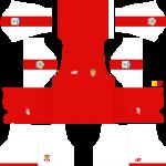 Barranquilla FC DLS Kits 2021
