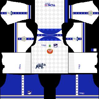 Orsomarso SC Away Kit