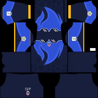Fortaleza CEIF Away Kit