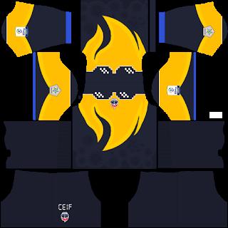 Fortaleza CEIF Third Kit