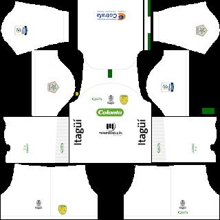 Leones FC Away Kit