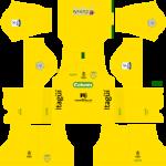 Leones FC DLS Kits 2021