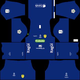 Leones FC Goalkeeper Away Kit