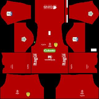 Leones FC Goalkeeper Third Kit